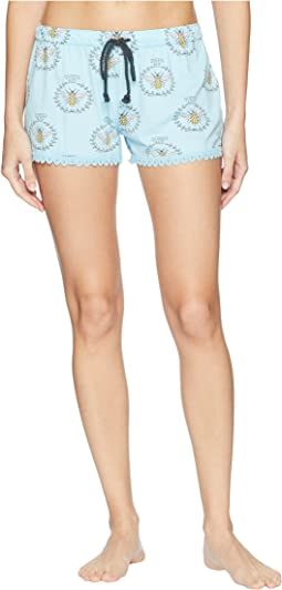 P.J. Salvage Playful Prints Shorts