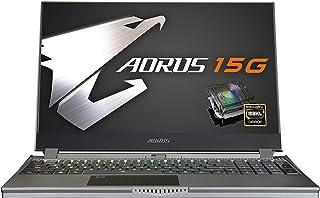 [2020] AORUS 15G (YB) Performance Gaming Laptop, 15.6-inch FHD 240Hz IPS, GeForce RTX 2080 Super Max-Q, Intel 10th Gen i7-...