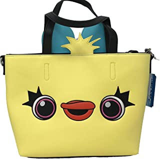 Loungefly x Toy Story Ducky and Bunny Double-Sided Tote Bag