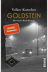 Goldstein (Die Gereon-Rath-Romane 3): Der dritte Rath-Roman (German Edition) Kindle Edition