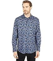 Novena Long Sleeve Woven Shirt