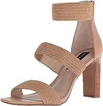 STEVEN by Steve Madden Women's Jelly Heeled Sandal
