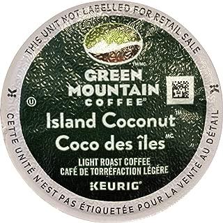 coconut mountain