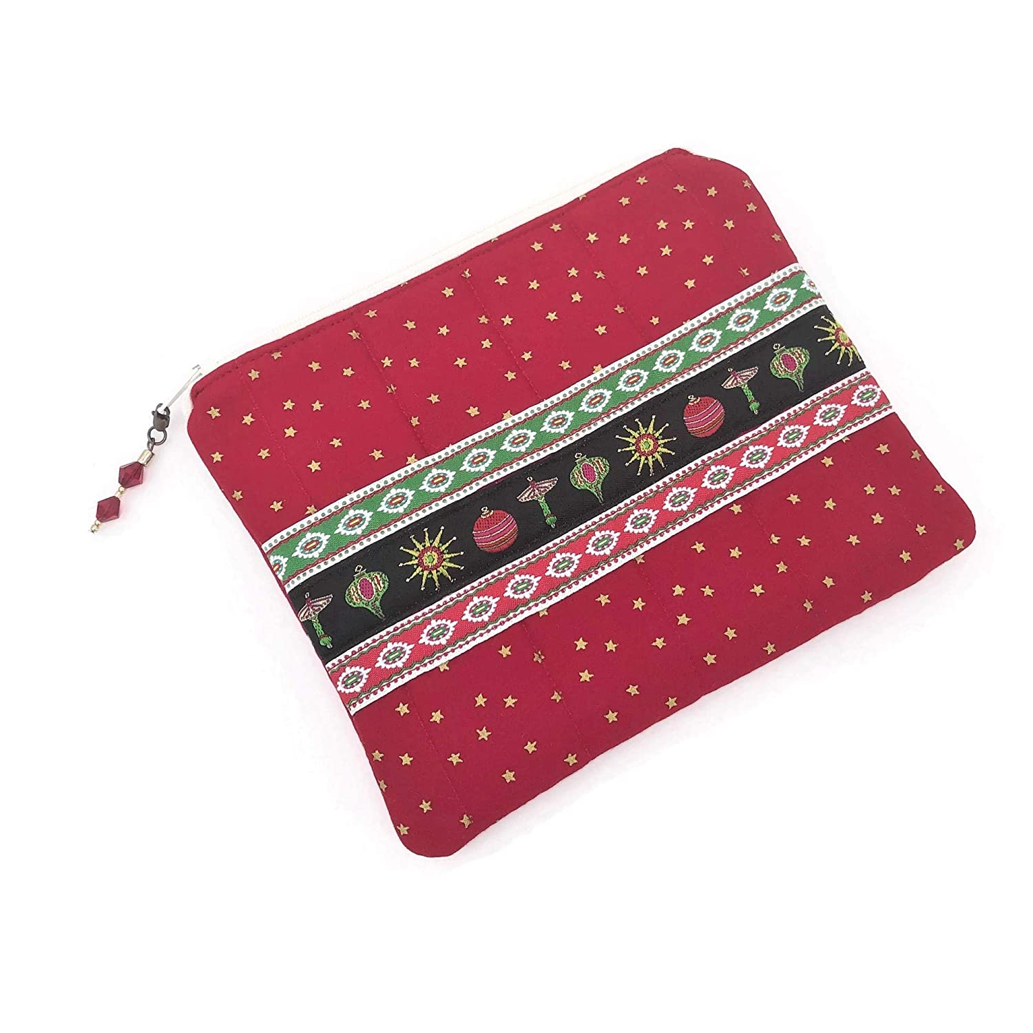Christmas Purse Cosmetic Bag Makeup Pouch Popular popular Max 53% OFF Toiletry