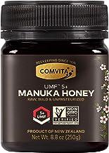 Comvita Certified UMF 5+ (MGO 83+) Raw Manuka Honey I New Zealand's #1 Manuka Brand I Authentic | Non-GMO Superfood for Da...