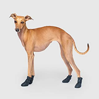 Canada Pooch   Unlined Wellies Waterproof Dog Boots   All-Season Silicone Paw Protection