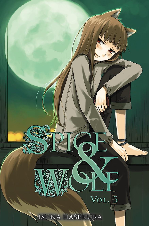 ポール着飾る悪性のSpice and Wolf, Vol. 3 (light novel) (English Edition)