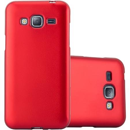 Cadorabo Hülle Für Samsung Galaxy J3 Elektronik