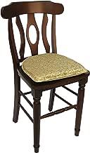 Klear Vu Gripper Essex Gold Chair Pad