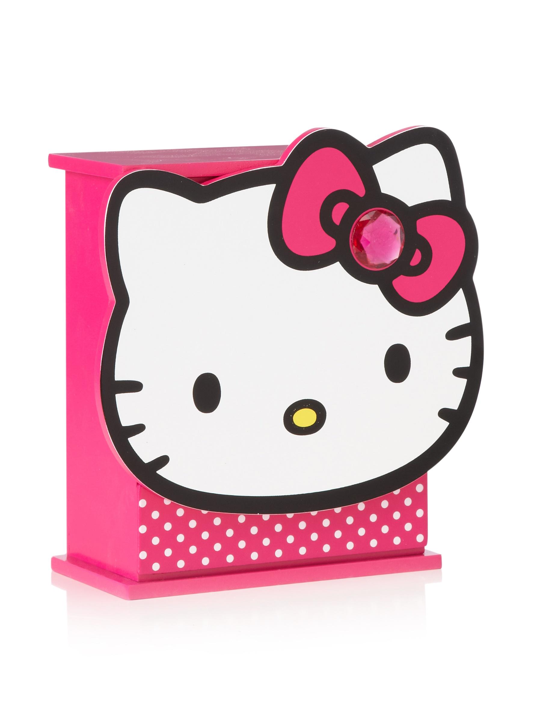 Hello Kitty 首饰盒