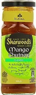 Sharwood's Green Label Mango Chutney 360g