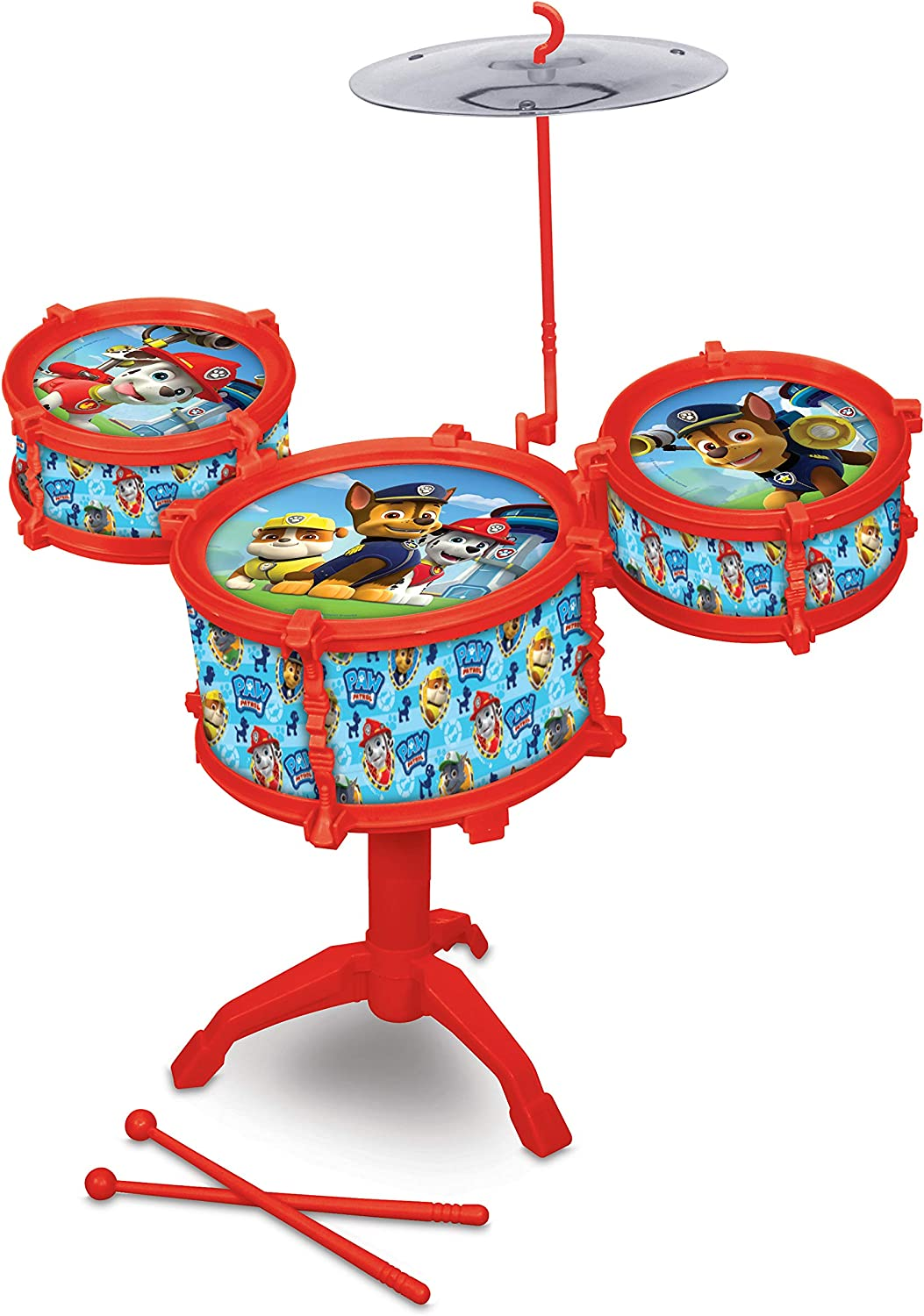What Kids Want Paw Set Drum Max 73% OFF Patrol Kit Al sold out.