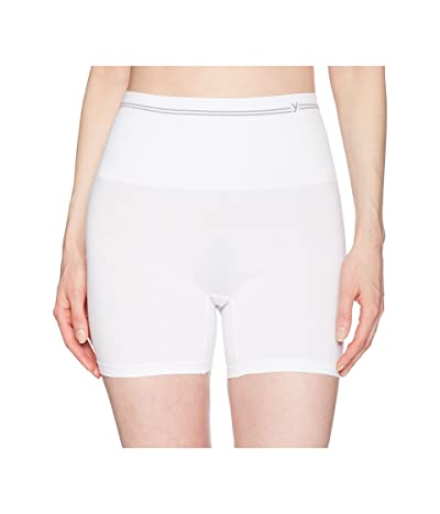 Yummie Cotton Seamless Shaping Shorts (White) Women