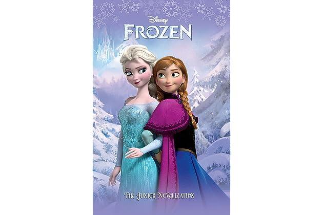 Frozen Junior Novel Disney Junior Novel Ebook Kindle Edition
