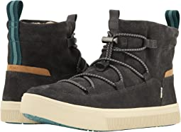 Forged Iron Suede