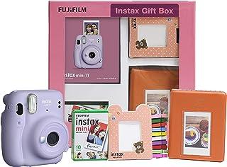 Fujifilm Instax Mini 11 Instant Camera (Lilac Purple) Gift Box