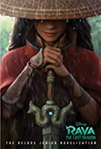 Raya and the Last Dragon Junior Novel