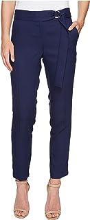 [マイケル マイケルコース] MICHAEL Michael Kors レディース Waist Ring Detail Pants ボトムス True Navy 4 [並行輸入品]