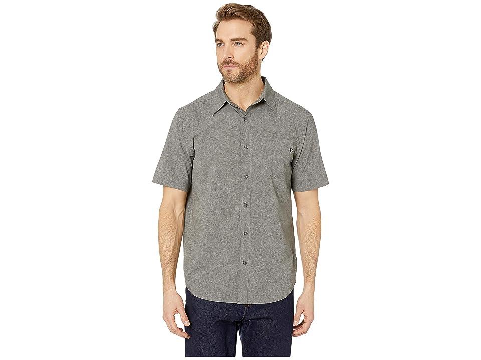 Marmot Aerobora Short Sleeve Shirt (Cinder) Men