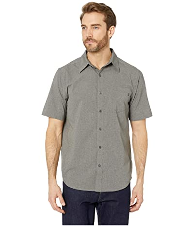 Marmot Aerobora Short Sleeve Shirt (Cinder) Men