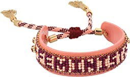 Feminista Seed Bead Friendship Bracelet
