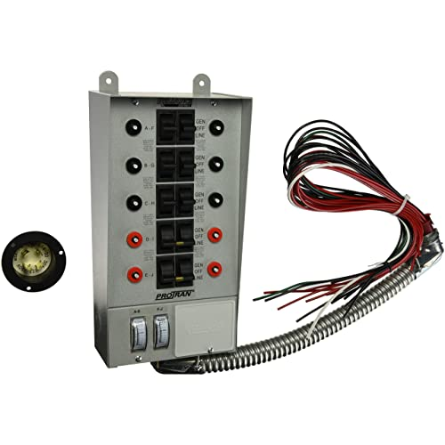 Generator Transfer Switch Kit  Amazon Com