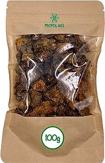 100 gramos - Propoleo puro 100% natural. Propolis no procesado ni calentado directo