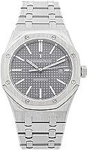 Audemars Piguet Royal Oak Mechanical (Automatic) Grey Dial Mens Watch 15400ST.OO.1220ST.04 (Certified Pre-Owned)