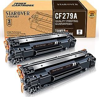 STAROVER Cartucho de Tóner Compatible Repuesto para HP 79A CF279A para HP LaserJet Pro MFP M26 M26nw M26a HP LaserJet Pro ...