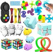 EDsportshouse Party Favors Assortment Toys for Kids-Sensory Fidget Toys Bundle-Special Toys Assortment for Kids Birthday Favors,Classroom Prizes Rewards,Treasure Box Prizes