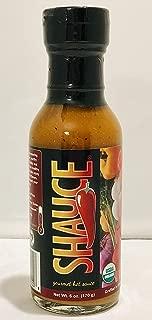 Shauce Hot Sauce, Gourmet, Organic & Vegan Certified, GF- 6 fl/oz