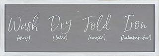 Best Creative Co-op Grey Wash Fold