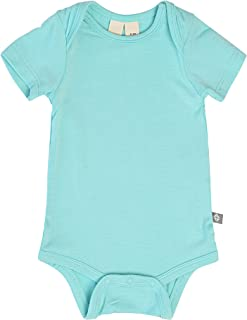 Bodysuit – Unisex Bodysuits - Short Sleeve Baby Bodysuits Made from Organic Bamboo Rayon Material