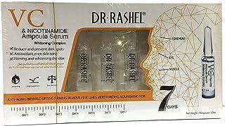 Dr. Rashel VC aand Nicotinamide Ampoule Serum Whitening Complex