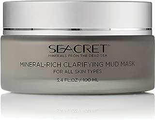 Seacret Mineral-rich Clarifying Mud Mask