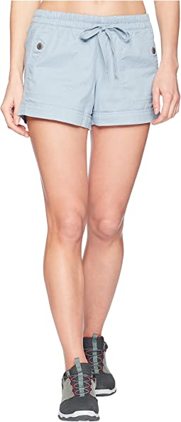 Sandy Shores Cuffed Shorts