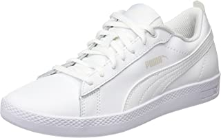 check-out 939f0 1e957 Amazon.fr : basket blanche femme - Puma