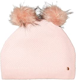 Ted Baker - Double Pom Pom Hat