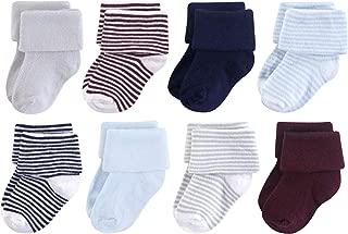 Luvable Friends Baby Basic Socks