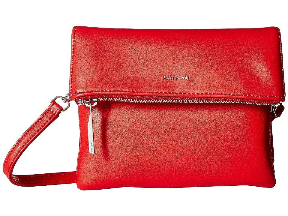 Matt & Nat Loom Hiley (Pomegranate) Handbags