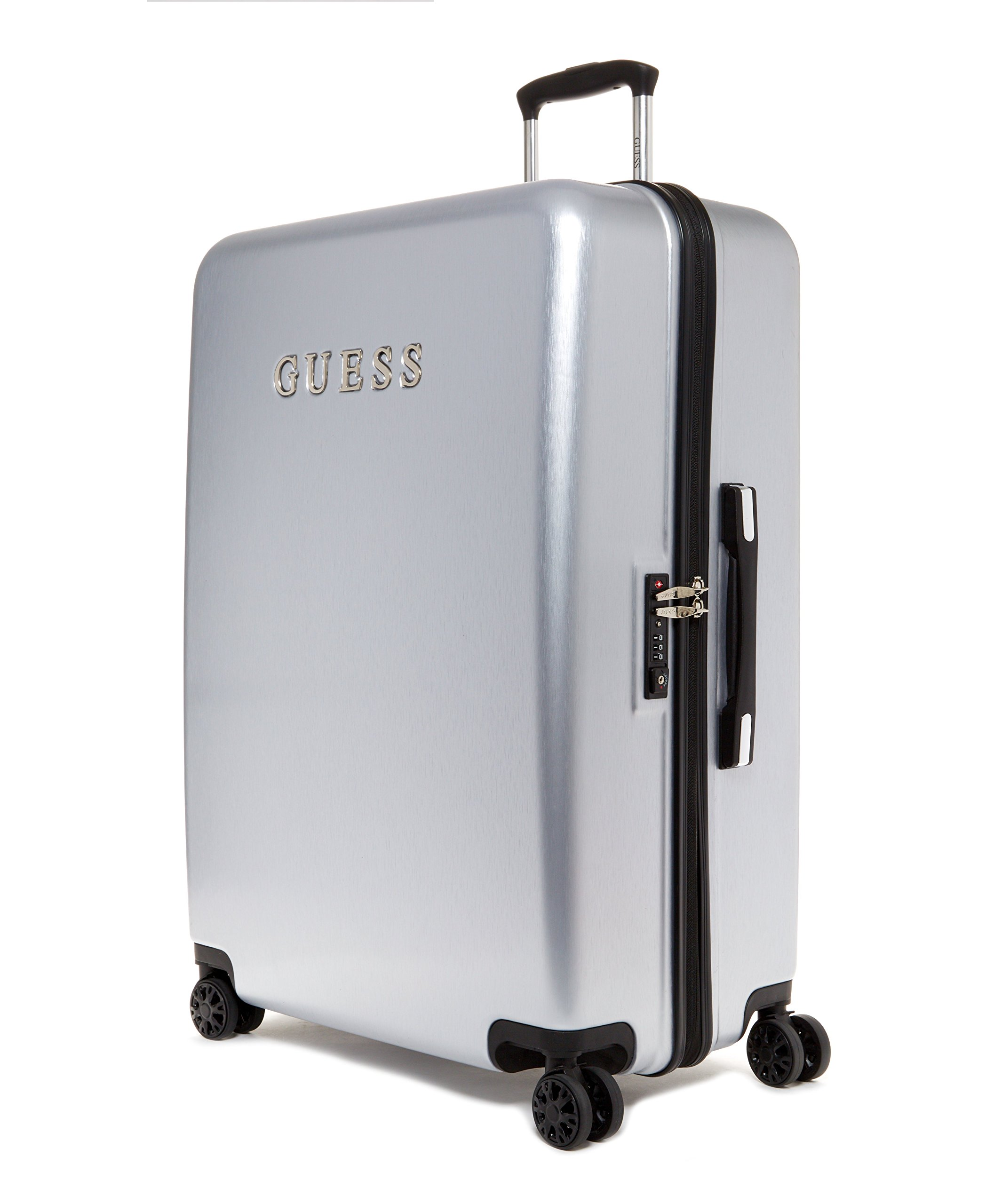 Guess Mimsy 20 Spinner 8-Wheeler Silver Metalic