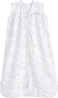 HALO® Sleep Sleepsack® Sleeping Bag, 0.5 TOG 100% Cotton Midnight Moons Sleeping Bag, Newborn Baby Sleeping Bag, Unisex fo...