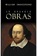 Box Grandes Obras de Shakespeare (27 peças: Hamlet, Rei Lear, Romeu e Julieta, Otelo, O Mercador de Veneza, Sonho de uma Noite de Verão...) eBook Kindle