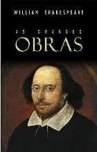 Box Grandes obras de Shakespeare (27 peças: Hamlet, Rei Lear, Romeu e Julieta, Otelo, O Mercador de Veneza, Sonho de uma Noite de Verão...)