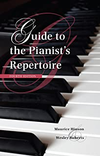 Guide to the Pianist's Repertoire, Fourth Edition (I