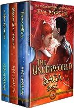 The Underworld Saga, Books 1-3 (The Gatekeeper's Saga Box Set Collection Book 1)