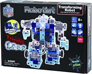 Artec Robotist Transforming and Programmable Robot Electronic Building Kit