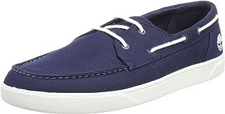 Timberland 男式 bayham 帆布软帮鞋 mocassins