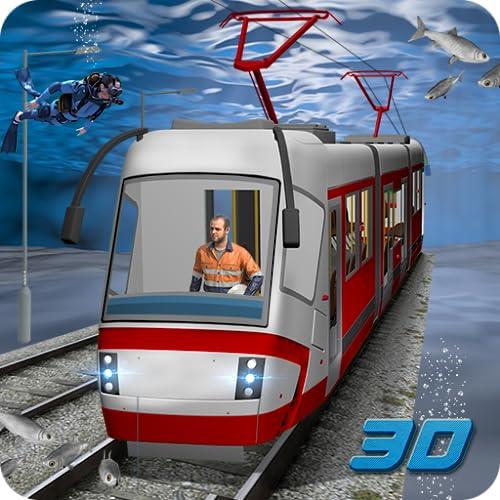 Underwater Tram Simulator