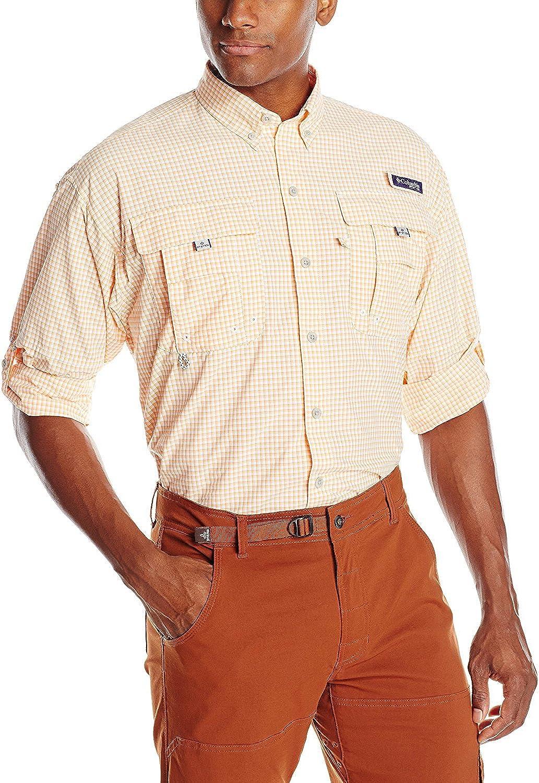 Columbia San Francisco Mall Sportswear Men's New mail order Super Sleeve Shirt Bahama Long